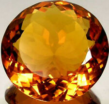 Handcrafted 91ct Scotland Citrine Ancient Greek God of Healing Apollo Aesclepius