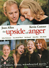 The Upside of Anger (DVD, 2005) Kevin Costner NO BOX COVER