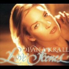 Love Scenes by Diana Krall CD 12 Songs Hits EXCELLENT CONDITION! Digipak