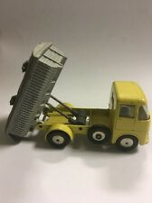 Vintage Corgi Toys 460 ERF 64G Neville Tunnel Cement Tipper Lorry unboxed GOOD