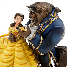 Disney Limited Edition Beauty and the Beast Statue Belle Big Fig Doll Figurine