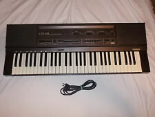 Casio CPS-201 Electronic Piano Keyboard Music CLEAN FULLY Functional 61 Key L@@K