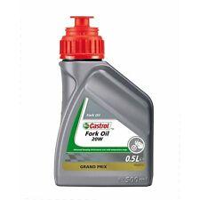 (17,60€/L) CASTROL FORK OIL SAE 20W GABEL-ÖL 500ML15199E