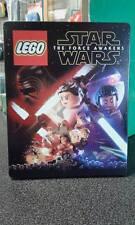 METAL CASE   LEGO Star Wars Episodio VII  ( solo custodia metallica )