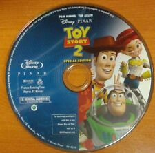 Toy Story 2 ~ BLU-RAY DISC ONLY Authentic Disney MINT Free Shipping!