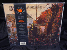 "Black Sabbath S/T SEALED UK 1997 Limited Edition Numbered LP w/ Bonus 7"" single"