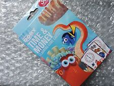 TIME and MONEY Learning Game Cards with Finding DORY and Friends, 36 cards