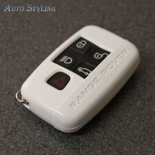 Key Cover Case for Range Rover Smart Remote Fob Protector 5 Button Hull Shell 45