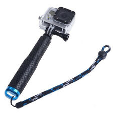 Extended Alloyed Handheld Monopod Stick Pole for Gopro Camera Hero 3 4+ 5 Black