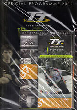 IOM Isle of Man Manx 2011 TT Races Official Programme, Race & Spectator guide