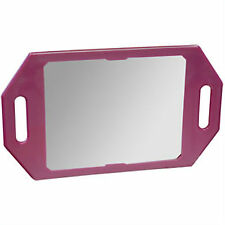 Kodo Two Handed Back Mirror PINK for Hairdressing Salon Professional Quality
