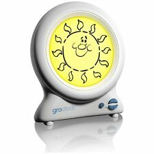 THE GRO COMPANY GRO CLOCK KIDS BEDROOM ALARM, SLEEP TRAINER, LIGHTING FREE P+P