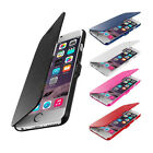 Hot Sale! Wallet Flip PU Leather Magnetic Phone Case For Apple iPhone4/5/6s plus