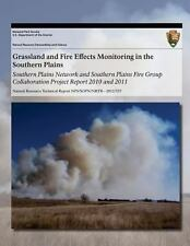 Grassland and Fire Effects Monitoring in the Southern Plains : Southern...