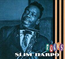 Rocks by Slim Harpo (CD, Nov-2011, Bear Family Records (Germany))
