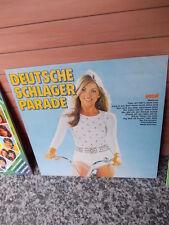 Deutsche Schlager Parade, eine Schallplatte