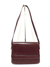 CULT VINTAGE '70 Borsa Pochette Donna Pelle Woman Leather Shoulder Hand Bag