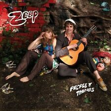 ZEEP - PEOPLE & THINGS  CD NEU