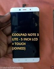 100% New LCD Display Touch Screen Digitizer+Assembly Coolpad Note 3 Lite LCD