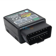 AUTO VOITURE ELM327 HH OBD BLUETOOTH SANS FIL INTERFACE DIAGNOSTIQUE SCANNER
