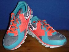 Adidas Forceblaze Girl's Shoes Sz.6 US Grey/Pink NWOB