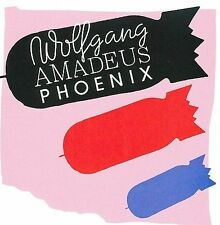Wolfgang Amadeus Phoenix by Phoenix (France) (CD, May-2009, Glassnote...