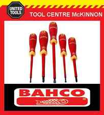 BAHCO FIT 5pce 1000V INSULATED SCREWDRIVER SET