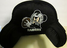 Oakland Raiders Bed Rest Piliow /  Disney Mickey Mouse  Theme
