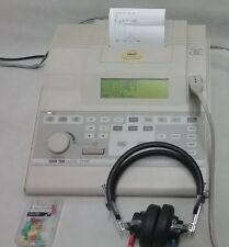 Grason Stadler GSI 38 Auto Tymp Tympanometer _ Audiometer Welch Allyn TM-262 Ear