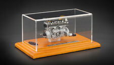 CMC Alfa Romeo 8C 2900 B, 1938 Engine with Showcase 1/18
