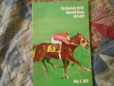 1979 KENTUCKY DERBY MEDIA GUIDE AD