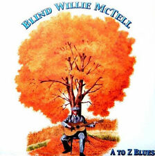 """Blind Willie McTell:  """"A to Z Blues""""  (CD)"""