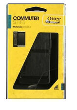 OEM OTTERBOX COMMUTER CASE FOR MOTOROLA DROID 2 A955 DROID2 GLOBAL MILESTONE II