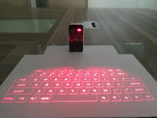 Wireless Bluetooth Laser Virtual Keyboard For Mobile Phone PC Laptop Tablet