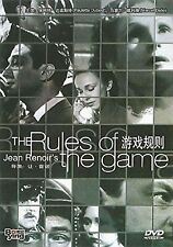 The Rules of the Game - UK Region 2 Compatible DVD Marcel Dalio, Nora Gregor DVD