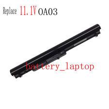 NEW  HP 15-G Series 15-G057CL Battery_L FOR  OA03 746641-001 11.1V 2200mAh