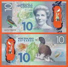 P192   Neuseeland New Zealand  10 D  2015  UNC neu