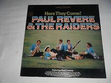Paul Revere and the Raiders: Here They Come  1965