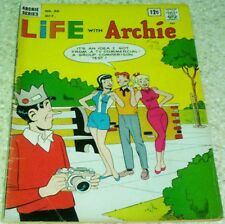 Life with Archie 30, (FN- 5.5) 1964 Camera cover! 40% off Guide!