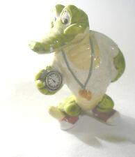 Ü-Eier  Überraschungseierfigur -Die Kroko Schule - Rudi Riesenfelge