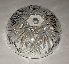 waterford KILKEA crystal LAMP SHADE /  Globe / Part  NEW  boxed   SALE