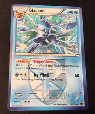 Glaceon 23/116 BW Plasma Freeze Pokemon Card Rare Mint