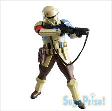 PRE-ORDER Star Wars Rogue One Shore Trooper Sega 1/10 Premium figure figurine Jp