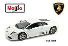 Maisto Lamborghini Murcielago LP640  - 1:18 scale - brand new in box - white