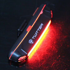 Hot 100LM LED USB Rechargeable Head light Flash Bicycle Bike Stop Rear Tail Lamp