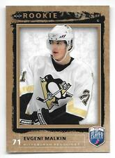06/07 Be A Player #201 Evgeni Malkin RC #851/999  PENGUINS
