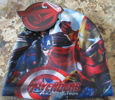 "NEW Marvel ""Era De Ultron"" Avengers Graphic Superhero Knit Kid's Beanie Hat- NWT"