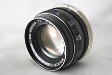 **Problem** Minolta Lens MC ROKKOR-PF 1:1.7 55mm **As Is** #R013