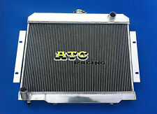 3 ROW 1970-1985 Jeep CJ ALUMINUM RACING RADIATOR