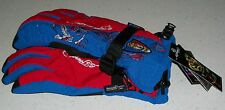 Ed Hardy Snow Gloves Ski Board Boogie Sled winter France French Xmas M L womens